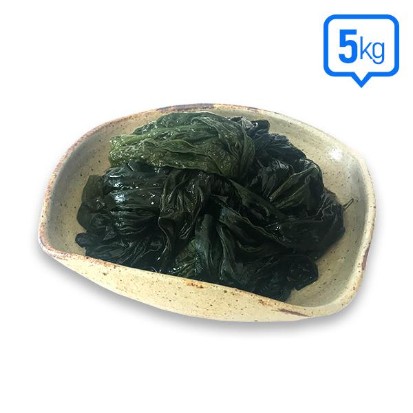 [장흥해초] 염장 쇠미역 (곰피) 5kg