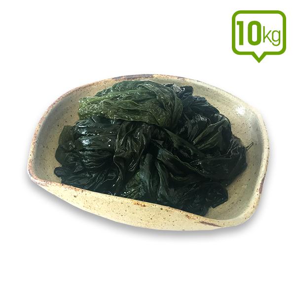 [장흥청정해초] 염장 쇠미역 (곰피) 10kg