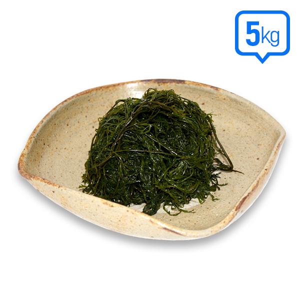 [장흥청정해초] 염장 모자반 5kg