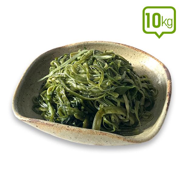 [장흥청정해초] 염장 미역줄기 10kg