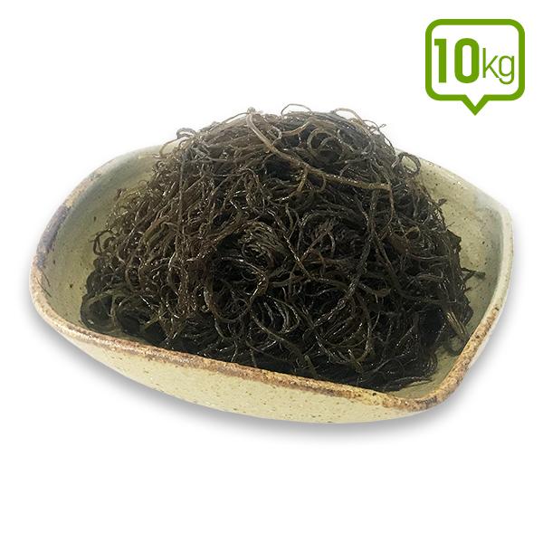 [장흥청정해초] 염장 꼬시래기 10kg